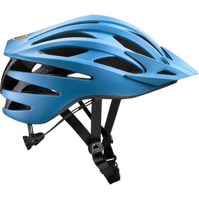 Mavic Crossride SL Elite Casco Uomo, mykonos blue